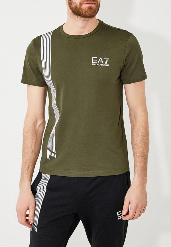 Футболка EA7 EA7 EA002EMZUF83