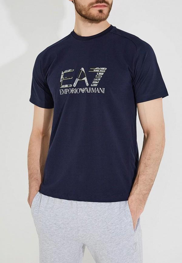 Футболка EA7 EA7 EA002EMZUF85 футболка ea7 3ztt71 tj12z 1200