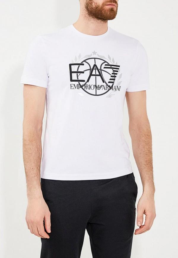 Футболка EA7 EA7 EA002EMZUF92 футболка ea7 3ztt71 tj12z 1200