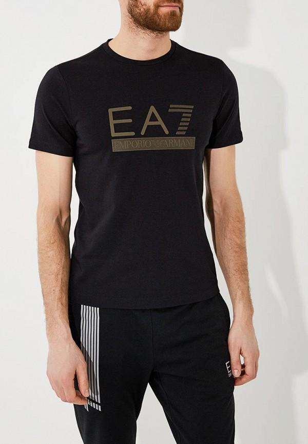 Футболка EA7 EA7 EA002EMZUF97 футболка ea7 3ztt71 tj12z 1200
