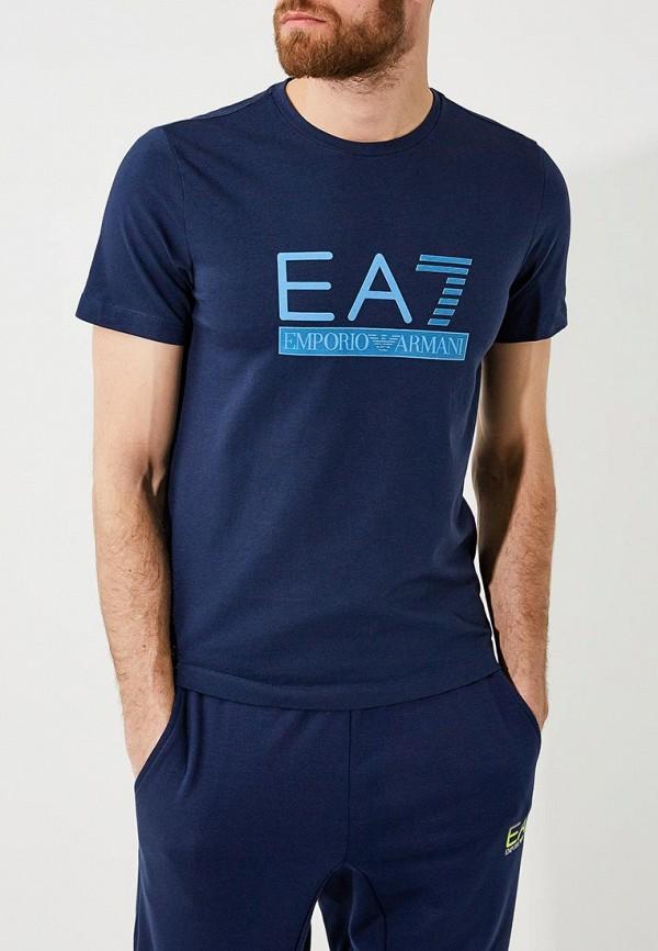 Футболка EA7 EA7 EA002EMZUF98 футболка ea7 3ztt71 tj12z 1200