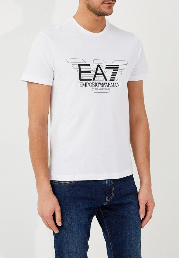 Футболка EA7  EA002EMZUG15