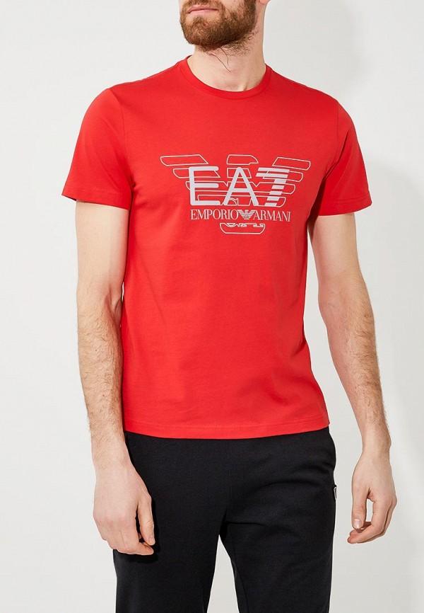 Футболка EA7 EA7 EA002EMZUG17 футболка ea7 3zpt66 pjl8z 2805