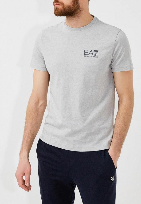 Футболка EA7 EA7 EA002EMZUG25 футболка ea7 ea7 ea002ewzuj48