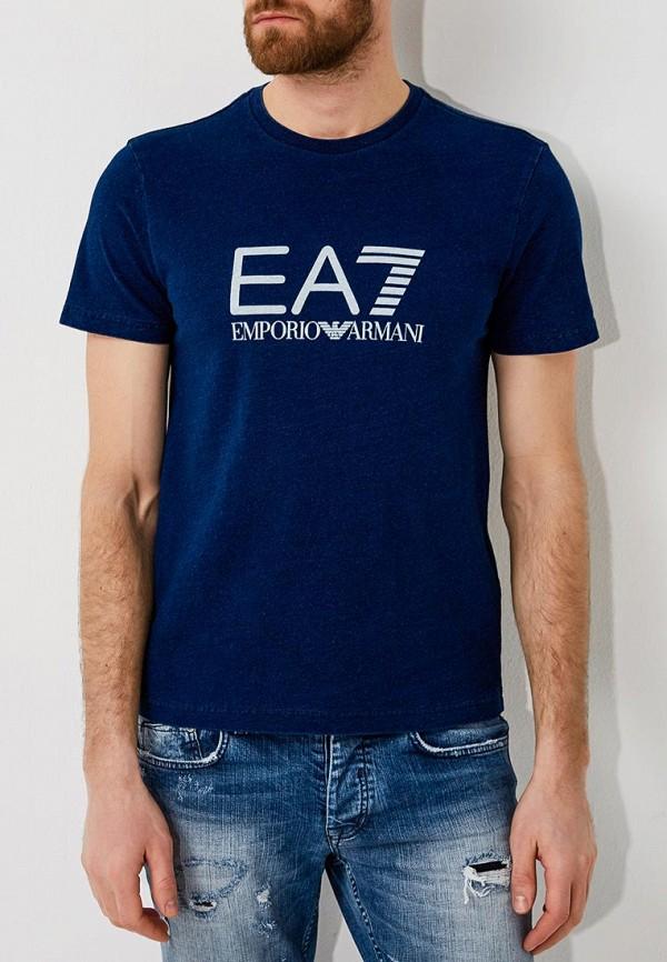 Футболка EA7 EA7 EA002EMZUG27 футболка ea7 3ztt71 tj12z 1200