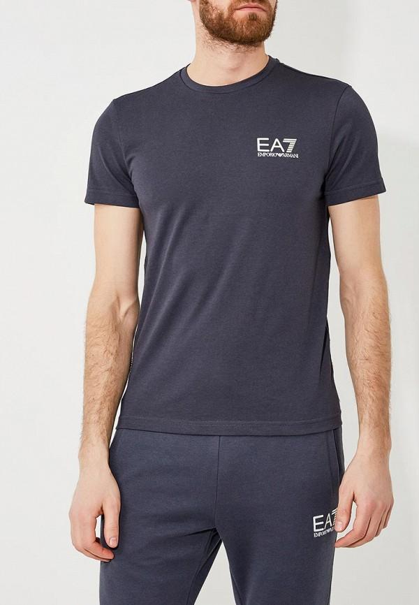 Футболка EA7 EA7 EA002EMZUG30 футболка ea7 ea7 ea002ewzuj48