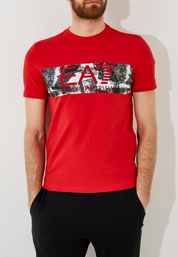 Футболка EA7 EA7 EA002EMZUG40 футболка мужская fine 219 1325 ax ck ea7 aj