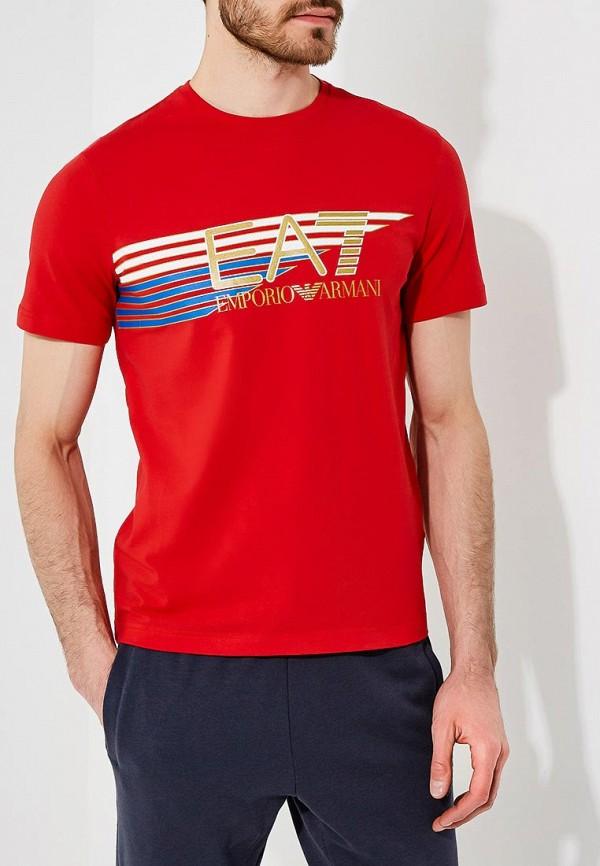 Футболка EA7 EA7 EA002EMZUG45 футболка ea7 3zpt66 pjl8z 2805