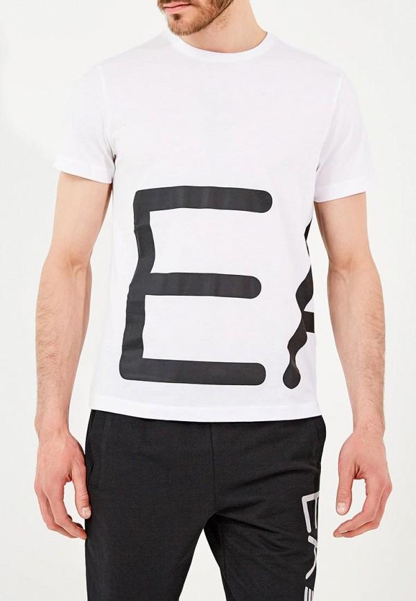 Футболка EA7 EA7 EA002EMZUG49 футболка ea7 ea7 ea002emzug27