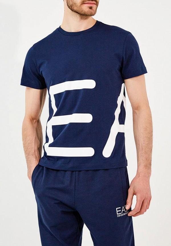 Футболка EA7 EA7 EA002EMZUG51 футболка ea7 ea7 ea002ewuek68