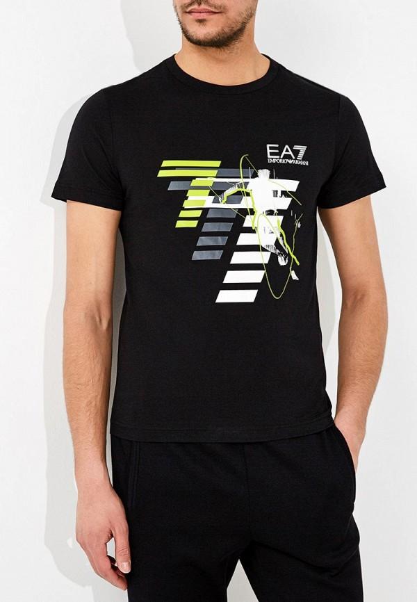 Футболка EA7 EA7 EA002EMZUG57 футболка ea7 ea7 ea002emzug27