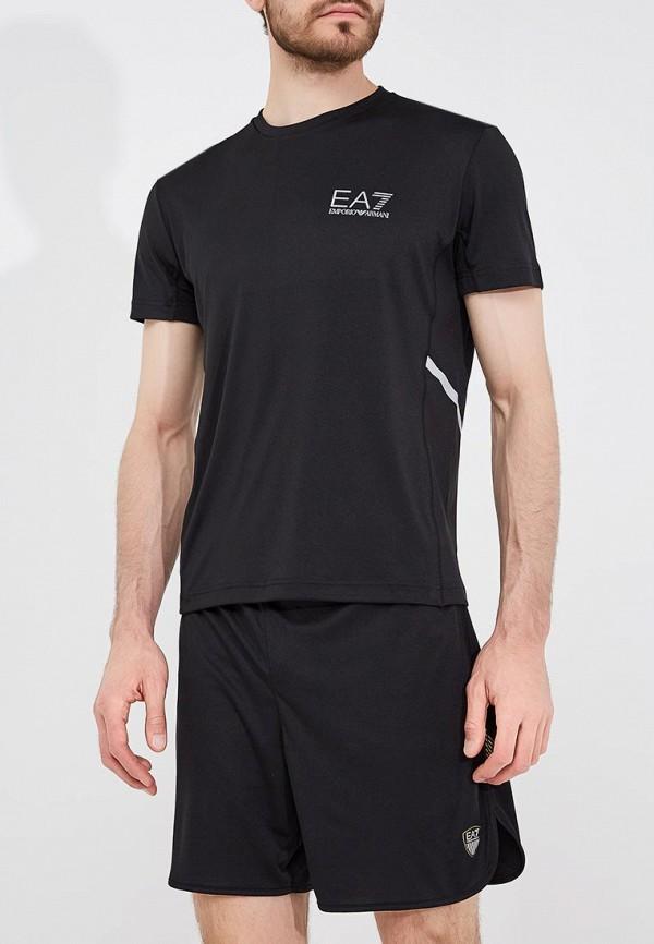Футболка спортивная EA7 EA7 EA002EMZUG65 футболка ea7 ea7 ea002emuei15