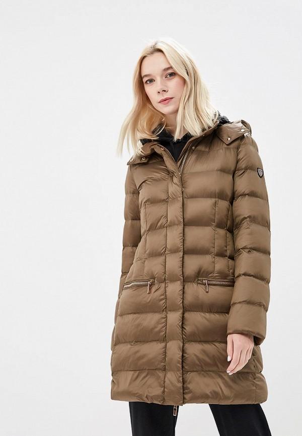 Купить Куртка утепленная EA7, ea002ewbods7, хаки, Осень-зима 2018/2019