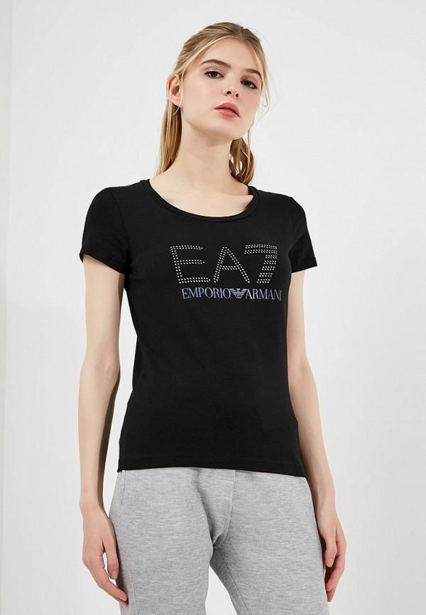 Футболка EA7 EA7 EA002EWBODX5 футболка ea7 ea7 ea002ewzuj71