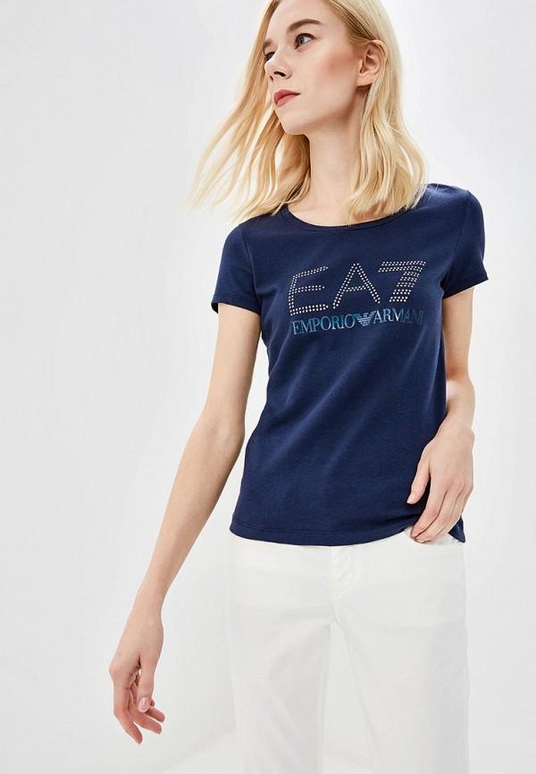 Футболка EA7 EA7 EA002EWBODX7 футболка ea7 ea7 ea002ewbody1