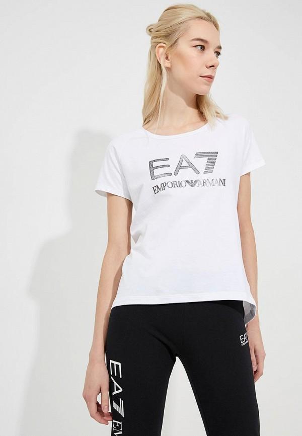 Футболка EA7 EA7 EA002EWBODX8 футболка ea7 ea7 ea002ebzub03