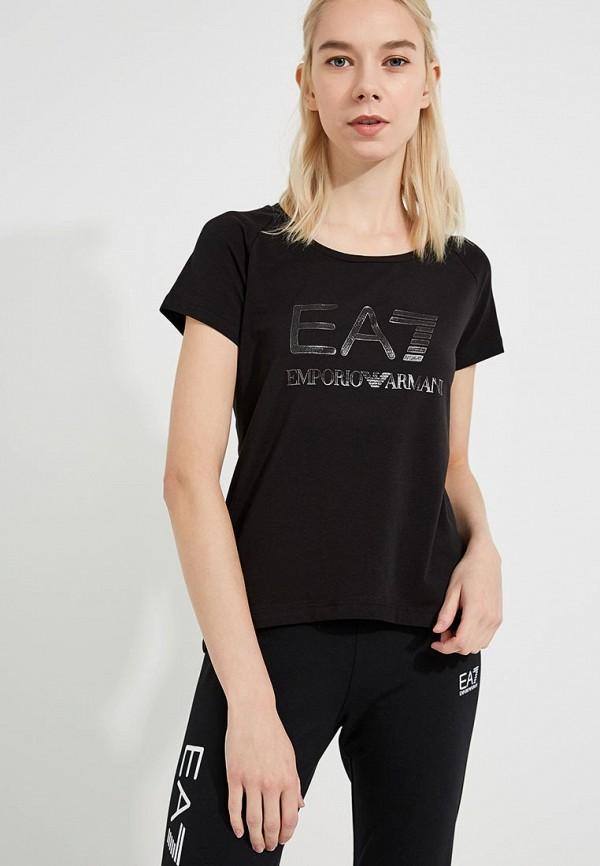 Футболка EA7 EA7 EA002EWBODX9 футболка ea7 мужская