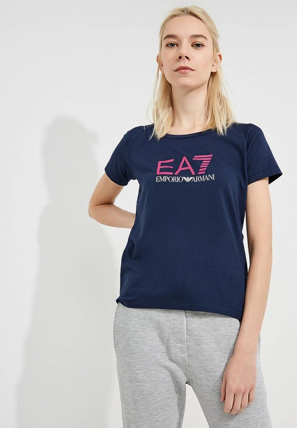 Футболка EA7 EA7 EA002EWBODY3 футболка ea7 ea7 ea002emzug27