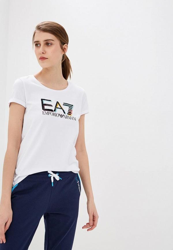Футболка EA7 EA7 EA002EWDQYY0 футболка ea7 ea7 ea002ewbody6