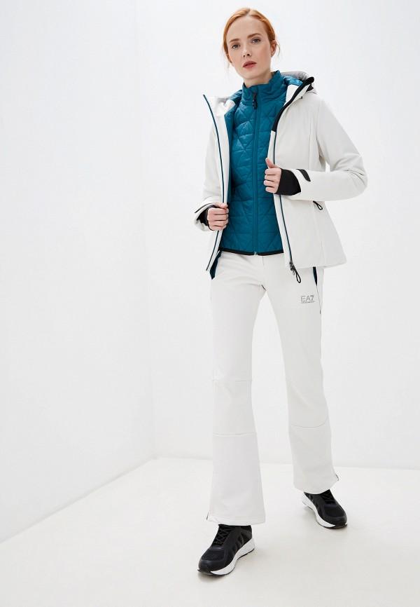женский костюм ea7, разноцветный