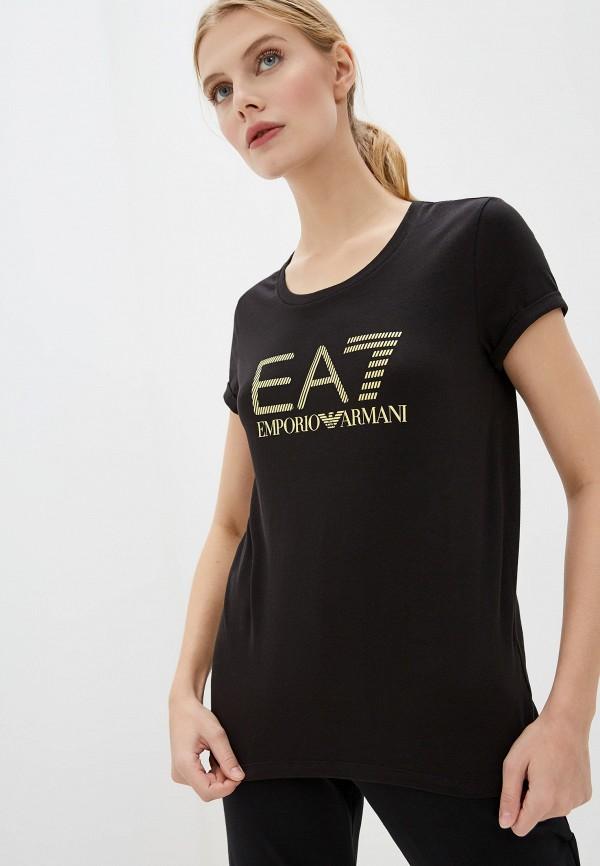 Фото - Футболка EA7 EA7 EA002EWFXGH8 футболка ea7 ea7 ea002ewdqyz1