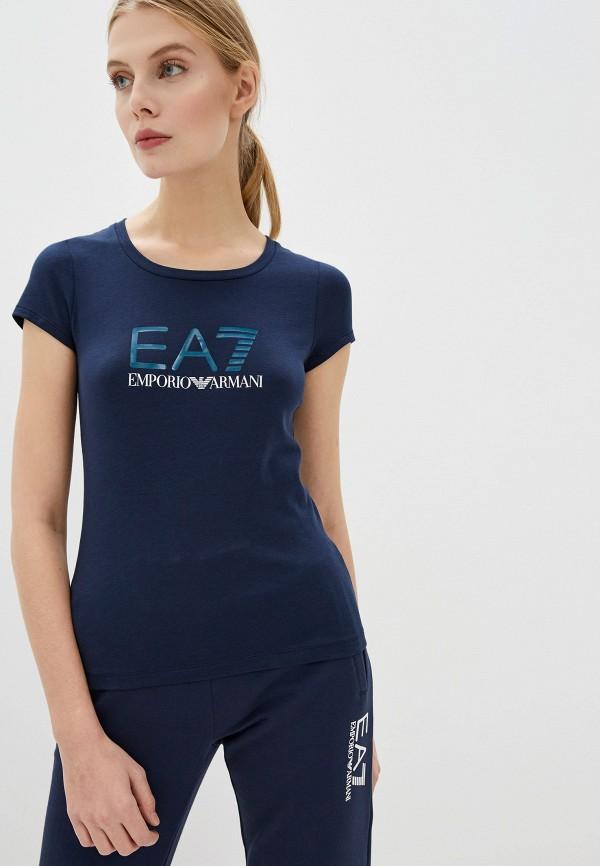 Фото - Футболка EA7 EA7 EA002EWFXGJ4 футболка ea7 ea7 ea002ewdqyz1