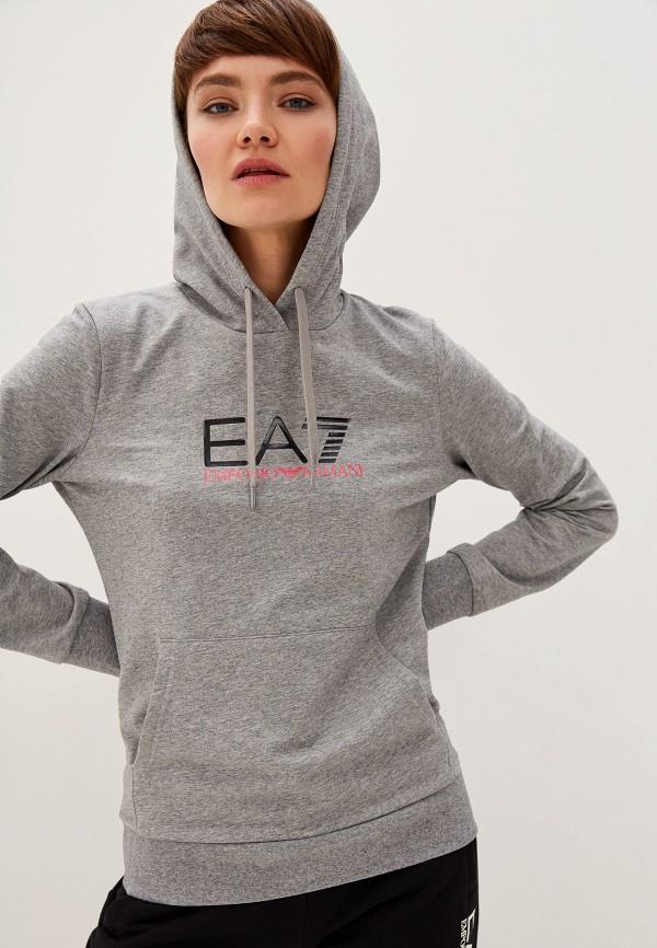 цена Худи EA7 EA7 EA002EWFXGK4 онлайн в 2017 году