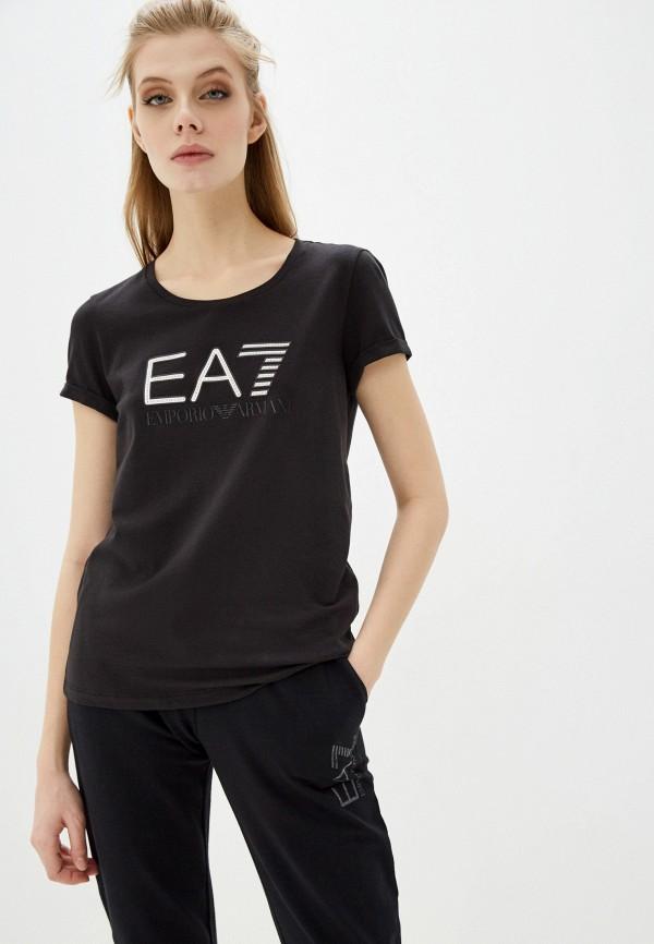 Футболка EA7 EA7 EA002EWHKZN0 цена