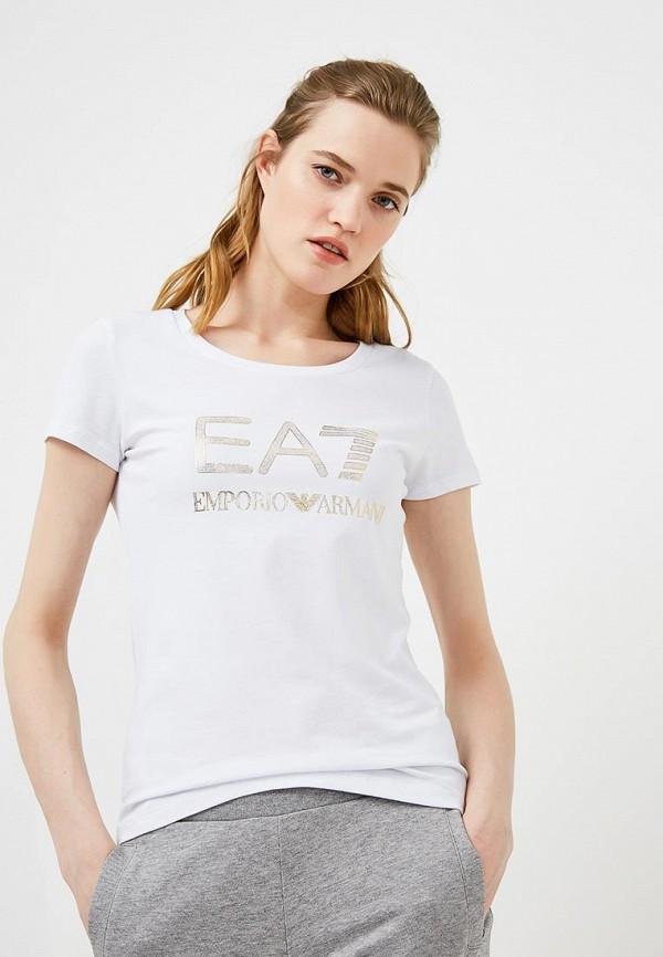Футболка EA7 EA7 EA002EWZUJ35