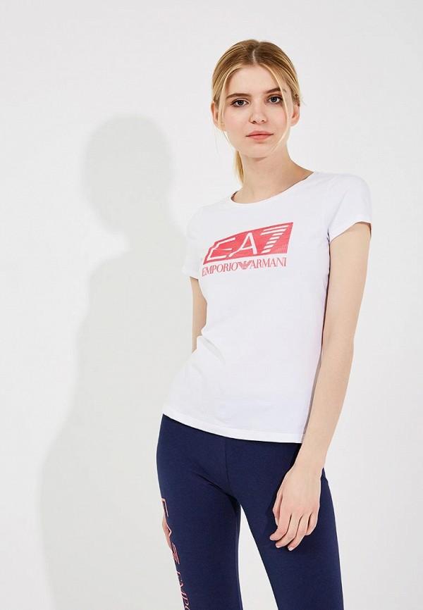 Футболка EA7 EA7 EA002EWZUJ47 футболка ea7 3ztt71 tj12z 1200