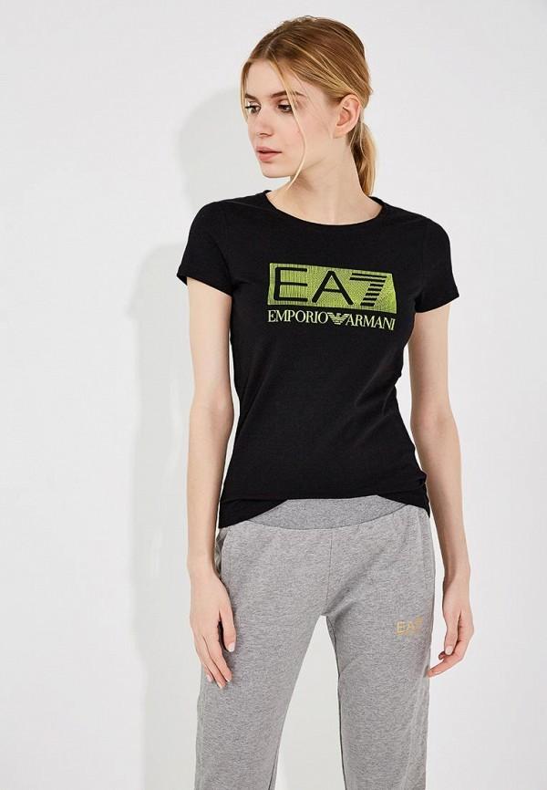 Футболка EA7 EA7 EA002EWZUJ48 футболка ea7 3ztt71 tj12z 1200