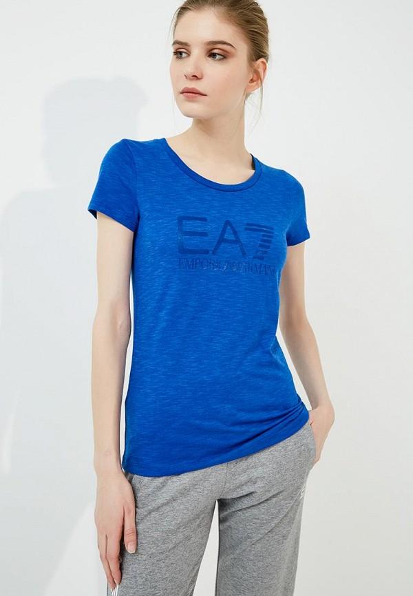 Футболка EA7 EA7 EA002EWZUJ62 футболка ea7 ea7 ea002ewbody1