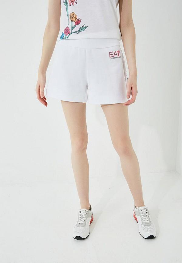 Шорты спортивные EA7 EA7 EA002EWZUJ78 шорты спортивные ea7 ea7 ea002emzug80