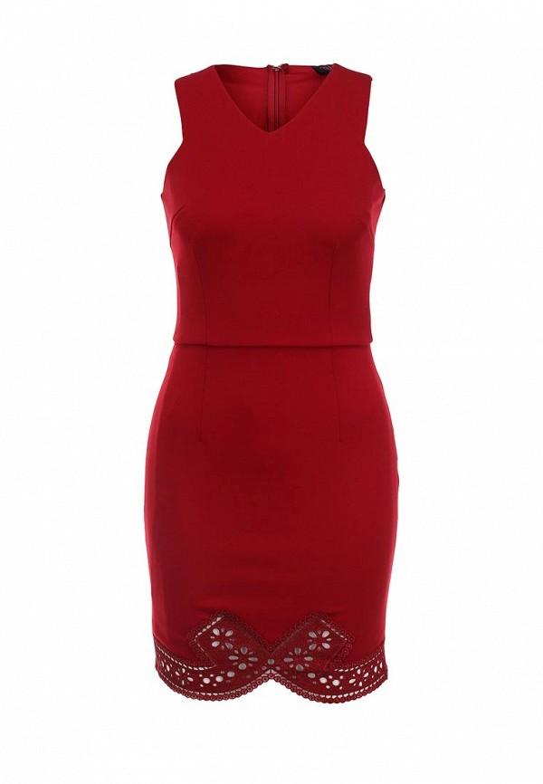 Платье Edge Clothing Edge Clothing ED006EWGPJ00 edge clothing edge clothing ed006ewhst72
