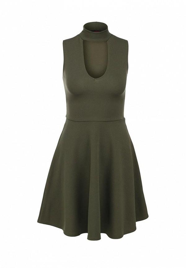 Платье Edge Clothing Edge Clothing ED006EWGZL63 vertical stripe pattern fringed edge scarf