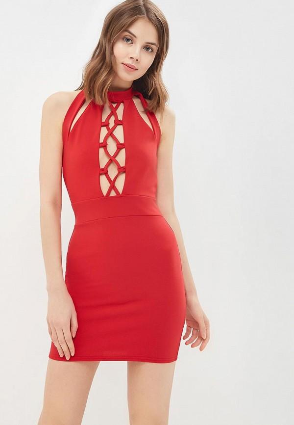 Платье Edge Street Edge Street ED008EWBKKO1 недорго, оригинальная цена