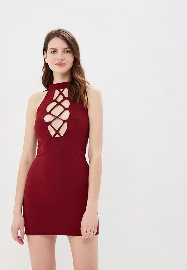 Платье Edge Street Edge Street ED008EWBKKO2 vertical stripe pattern fringed edge scarf