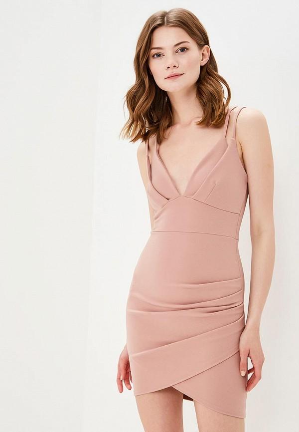 Платье Edge Street Edge Street ED008EWBKKU6 цена 2017