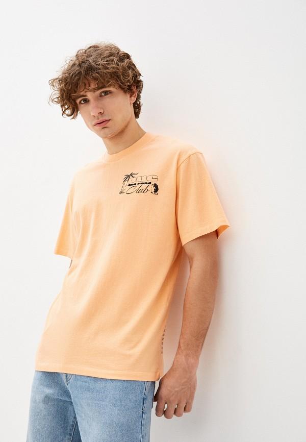 мужская футболка с коротким рукавом edwin