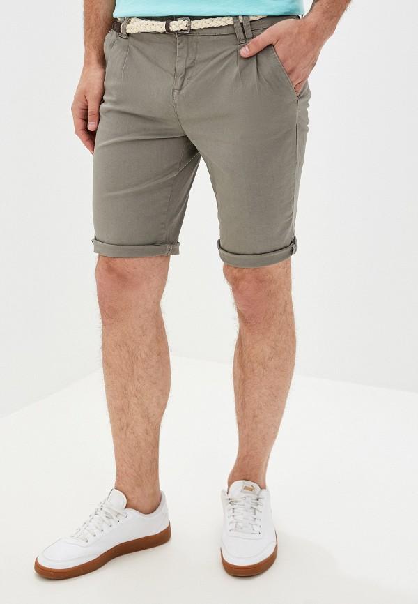 мужские повседневные шорты eight2nine, серые