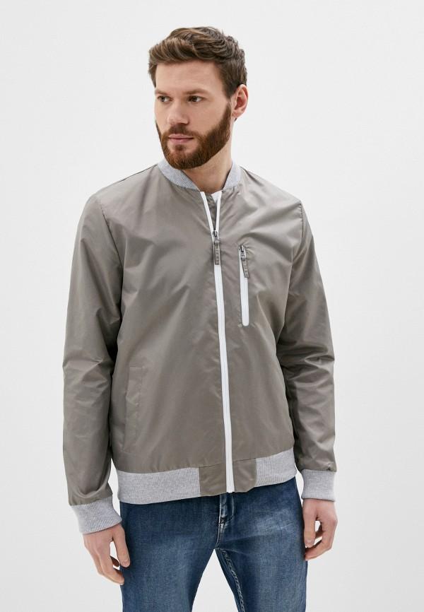 мужская куртка eight2nine, серая