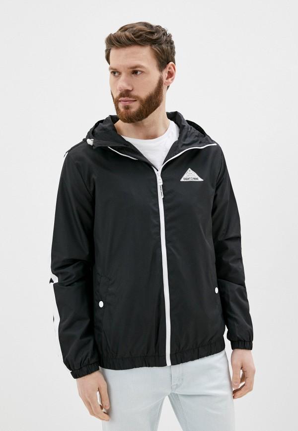 мужская куртка eight2nine, черная