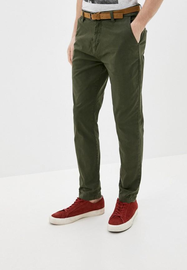 мужские повседневные брюки eight2nine, хаки
