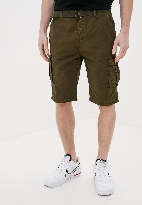 мужские повседневные шорты eight2nine, хаки