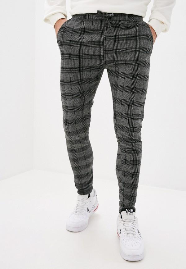 мужские брюки eight2nine, серые