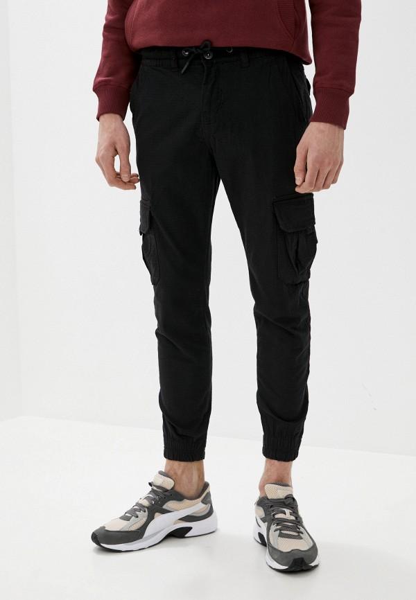 мужские брюки eight2nine, черные