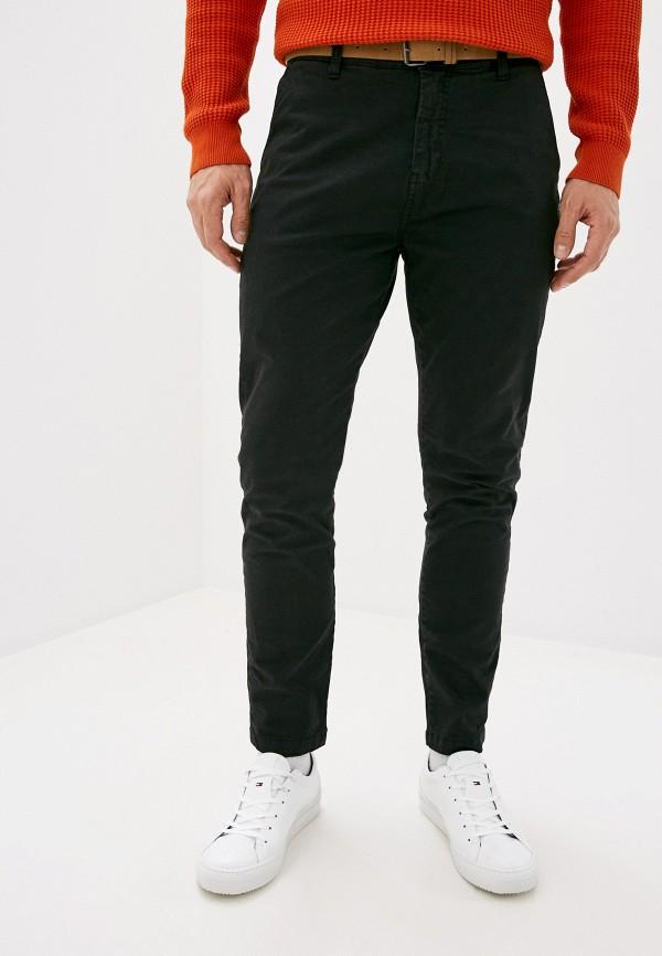 мужские брюки чинос eight2nine, черные