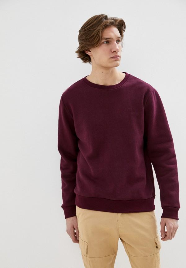 мужской свитшот eight2nine, фиолетовый