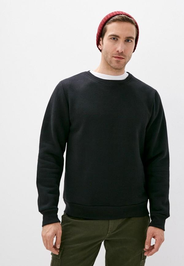 мужской свитшот eight2nine, черный