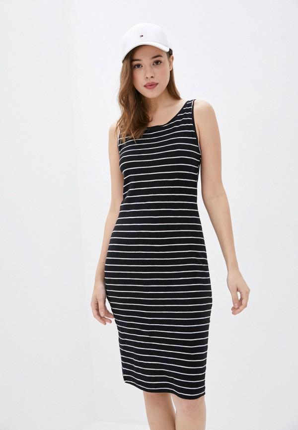 женское платье eight2nine, черное